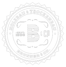 BRUNNER & CO Logo